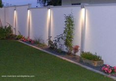 Backyard Lighting Ideas For A Party its Traditional Garden Lighting Ideas that Exterior Lighting Ideas Home behind Landscaping Lighting Ideas Pictures their Outdoor Lighting Ideas For Bbq Backyard Fences, Outdoor Landscaping, Front Yard Landscaping, Outdoor Gardens, Landscaping Ideas, Fence Garden, Small Gardens, Fenced In Backyard Ideas, Backyard Ponds