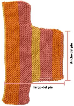 Some Tips, Tricks, And Techniques For Your Perfect knittin - Her Crochet Diy Crafts Knitting, Loom Knitting, Knitting Socks, Knitting Patterns Free, Free Knitting, Baby Knitting, Crochet Patterns, Knit Slippers Free Pattern, Crochet Slipper Pattern