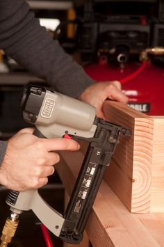 ManMade Essential Toolbox: Yep, We're Calling 'Em Essential. Why You Definitely Need an Air Compressor and Nailer Kit