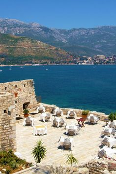 The Citadela is part of Budva's ancient old town that dates back over 2,000 years. The beautiful Budva Riviera is a must-see in Montenegro.