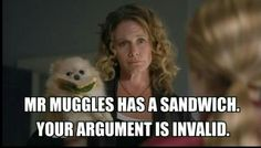 Mr. Muggles was the best part of #Heroes