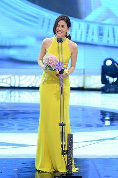 Korean Actresses, Korean Actors, Ji Song, Lee Bo Young, Strapless Dress Formal, Formal Dresses, Korean Celebrities, Japan Fashion