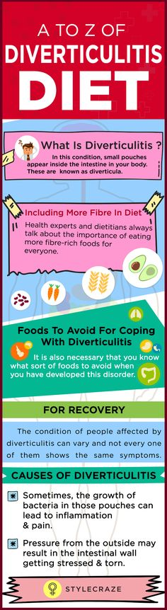Have you ever thought how your dietary habits need to be changed when you get afflicted with certain ailments? This is what the patients affected with a disorder called diverticulitis have to cope with. There are some treatment options, but a lot depends on what you eat and what you do not eat eventually.