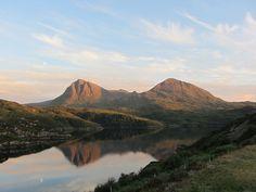 Quinag, Sutherland, Scotland
