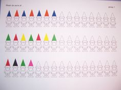 maak de serie af... Kindergarten Portfolio, Kindergarten Activities, Repeating Patterns, Worksheets, Homeschool, Crafts For Kids, Lollipops, Education, Note Cards