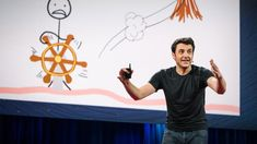 Very funny ted talks to use in the classroom with middle and high school students.