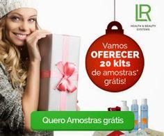 Amostras e Passatempos: Amostras Grátis LR Health & Beauty by Supa Woman M...