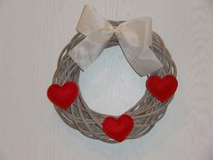 wreath with hearth
