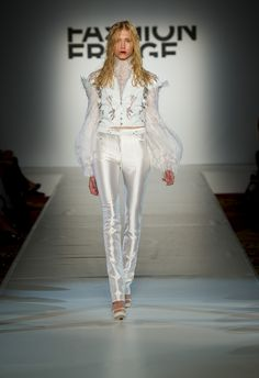 FYODOR GOLAN SS12 (c) Ian Gavan/Getty Images for Fashion Fringe