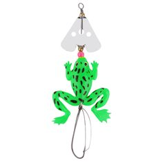1pc new Rubber Frog Soft Lures/CrankBait For Bass Fishing