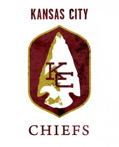 Go Chiefs Kansas City Chiefs Football, Football Wall, Vince Lombardi, Nfl Logo, National Football League, Sports Logos, Awesome, Football Helmets, Soccer