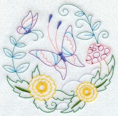 Machine Embroidery Designs at Embroidery Library! - Color Change - G9562