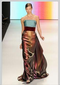 Carolina Herrera - this moves so beautifully