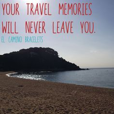 """Your travel memories will never leave you."" - El Camino Bracelets. ... 🌏✈️😊 ... All El Camino products are available from www.elcaminobracelets.com ... #elcaminob #elcaminobracelets #jewellery #jewelry #fashion #etsy #giftideas #handmade #epiconetsy #shopping #travelmemories #adventure #vacation #ttot #beauty #style #explore #holiday #travel #traveller #travelling #luxury #trip #bracelet #beach #boho #bohemian #hippy #beach #spain"