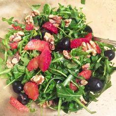 Citrus salad dressin