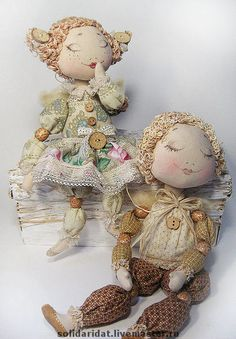 Surrounded by Miracles!: Dolls