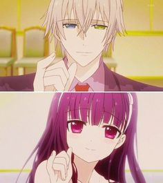 Day 8 who is your favorite anime couple?: Ririchiyo Shirakiin and Soushi Miketsukami.