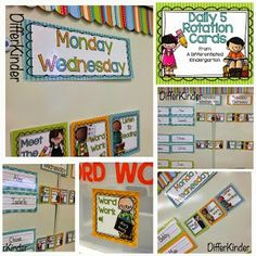 A Differentiated Kindergarten: The Daily 5 Second Edition Book Study: Chapters 1 and 2