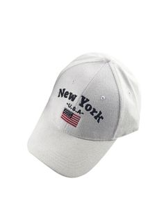 GET $50 NOW   Join Zaful: Get YOUR $50 NOW!http://m.zaful.com/autumn-new-york-and-usa-flag-embroidery-corduroy-baseball-hat-p_220848.html?seid=1931133zf220848