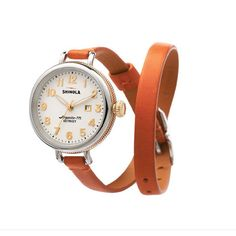 Birdy Orange 34mm