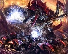 Alfa img - Showing > Warhammer 40K Carnifex Fan Art