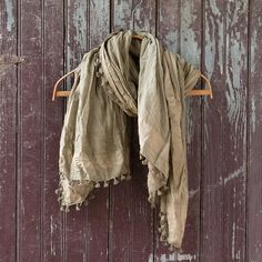 Striped Wool Cowl in New SHOP Spa+Accessories at Terrain