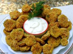 Fried Pickles - quite possibly the best food on the planet :)