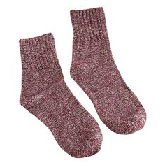 Matoen(TM) Womens Cashmere Wool Thick Warm Socks Winter Fashion Striped Socks (wine red). Material:Rabbit Hair 15%+Wool 45%+40% Polyester. Our leg warmers are any boot's best friend. ou can Pair them with tights, leggings, skirts, skinny jeans for a sweet cozy look. If you have any other questions,pls feel free to contact us. Package Content: 1Pair Socks.