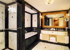 imperial hotel vienne - salle de bain
