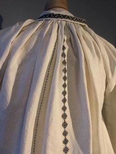 Folk Costume, Costumes, Romania, Ethnic, Textiles, Traditional, Embroidery, Detail, Blouse