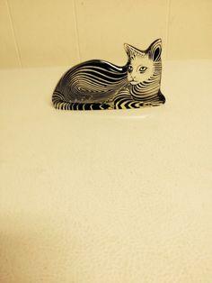 Abraham Palatnik Cat on eBay.com from seller nvdmale ($100.00, 9/19/14)