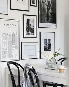 Gallerywall, ton chair, hmhome, nespresso,hobstar, kitchen, white interior// #livingroominspiration #Kitchen  #Interior#interiordesign#interiorlovers#Interior125#interior4all#interiorinspiration#interior123#onlyinterior#inredning#Kitchen #whiteinterior#decor#inspiremeinterior#scandinavianinterior#likeforlike#like4like #elledecor#sfs#34kvadrat#architecture#homestyle#instahome#putti123#interiores#interior2you#skandinaviskehjem#desing #mynordicroom