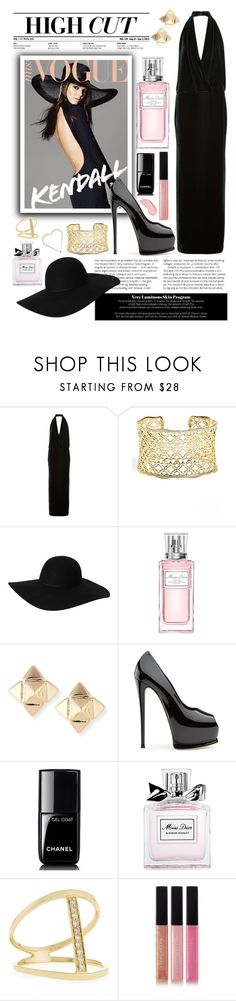 """Kendall Jenner"" by lialicious ❤ liked on Polyvore featuring Tom Ford, Kendra Scott, Monki, Christian Dior, Valentino, Chanel, Sydney Evan, Bobbi Brown Cosmetics, NYX and GetTheLook"