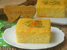 Portakallı Islak Kek Resimli Tarifi - Yemek Tarifleri
