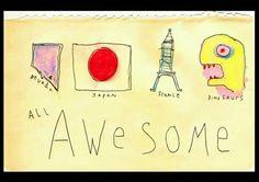 Awesome..  Matthew Gray Gubler