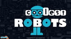 Read all about the 6 #coolestrobots in the world that includes Robot Duck, Multipurpose Robots, Smartpets, Army Robots and more. For more #science stuff for kids, visit:  http://mocomi.com/learn/science/