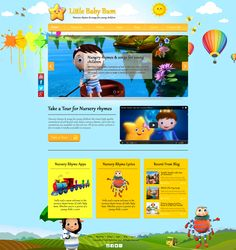 PSD Home Page  Design