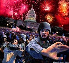 NOW THE END BEGINS: The Coming Collapse Of The United States Of America
