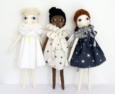 Angel Doll by SeverinaKids on Etsy