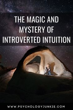 INTJ Get a deeper look at Introverted Intuition! Intj And Infj, Infj Mbti, Extroverted Introvert, Entj, Infp Personality Traits, Rarest Personality Type, Myers Briggs Personality Types, Introvert Problems, Intuition
