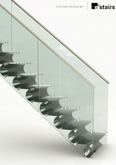 Exclusive Carbon Fibre Stairs - EeDesign