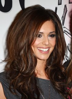 big teased hair cheryl cole