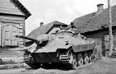 Jagdpanzer 38(t) Hetzer: