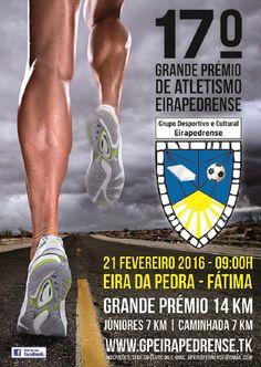 Grande Prémio de Atletismo: Eira da Pedra, dia 21 de Fevereiro de 2016