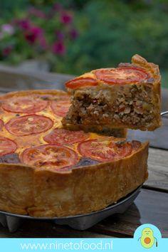 Italian Recipes, New Recipes, Cooking Recipes, Favorite Recipes, Healthy Recipes, Confort Food, Veggie Wraps, Good Food, Yummy Food