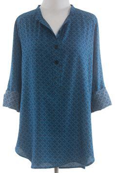 Mila Shirt by Itch to Stitch   Indiesew.com