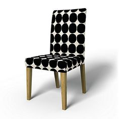Henriksdal Barstool cover - Chair Covers | Bemz