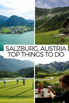 Salzburg top things to do, Salzburg beautiful destinations for travel, Austria Hallstatt, Bad Ischl by theviennablog,com #Salzburg, #Hallstatt #Austria