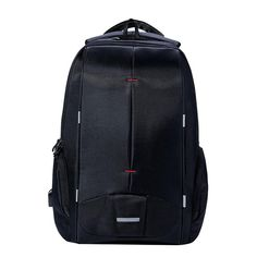 cc44739c430 Modern Black Anti-theft Laptop Backpack- Dashlux #bagshoppe #bagpack #bag #