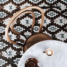 Tiles / #kitchen #floor #design